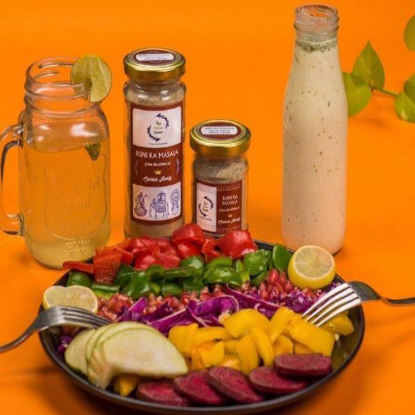 Buni Ka Masala- a food salt